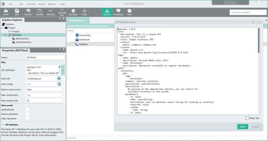 Linx Software
