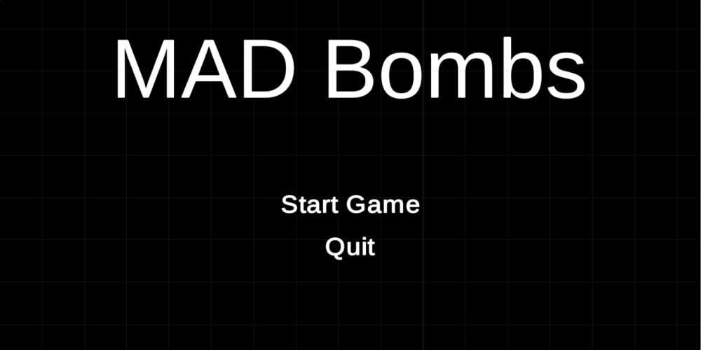 MAD: Game DevLog #4, Main Menu, Camera Shake and Enemies