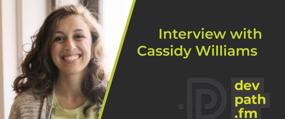 Cover image for Interview with Cassidy Williams: 3 Ways to Deconstruct Problems That Cause Imposter Syndrome