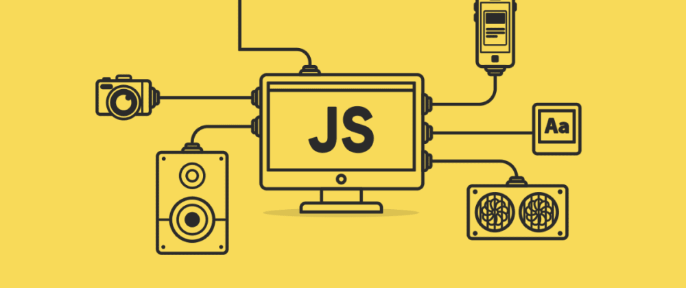 Cover image for a short history of javascript