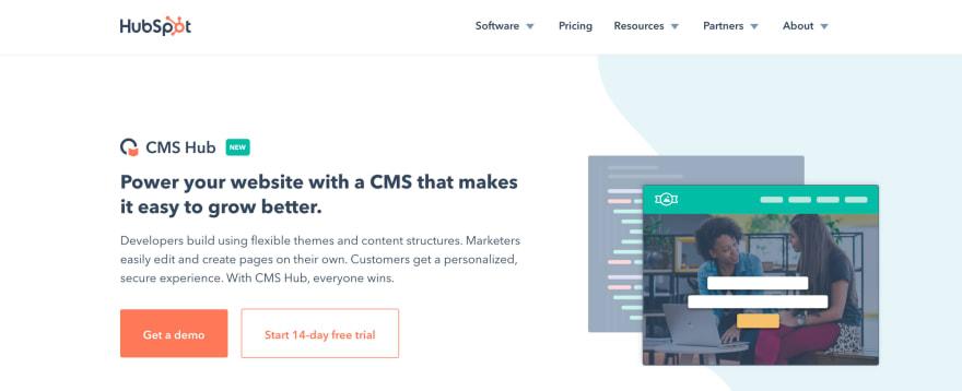 Hubspot-CMS-Getform