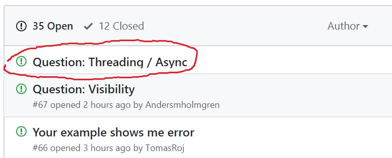 async-model