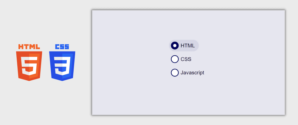 Cover image for Day 11/30 : Custom Radio Buttons using HTML and CSS