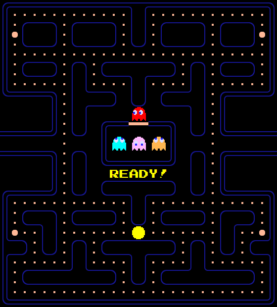 How to not make PAC-MAN