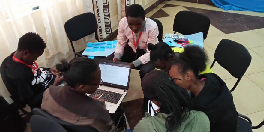 Teens In AI: discussion group