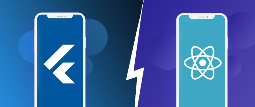 Cover image for Cross Platform Fight ? React Native VS Flutter ? Who will win ?