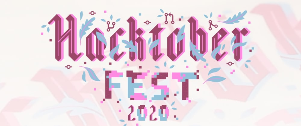 Cover image for Hacktoberfest 2020 challenge completed!