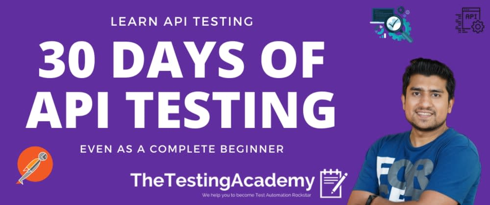 Cover image for API Testing Tools and Framework That I Use | 30 Days of API Testing | Day 20