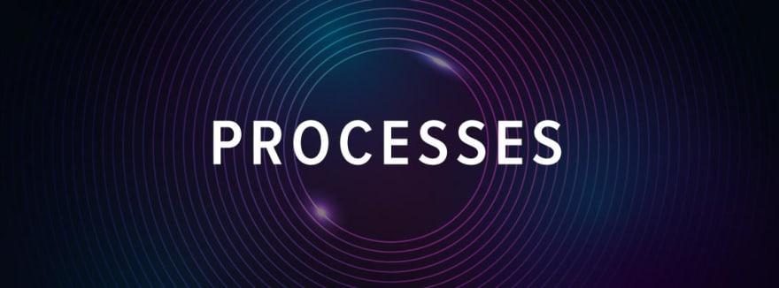 Processes divider