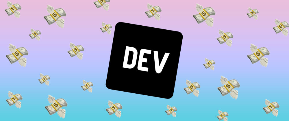 Cover image for You can now web-monetize your DEV posts! (But don't get your hopes up too quickly)