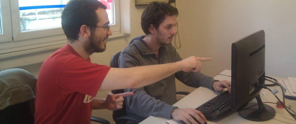 Cover image for Remote Pair-Programming Tour => Invite Me for Free Sessions