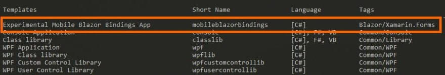 Getting Started with Mobile Blazor Bindings
