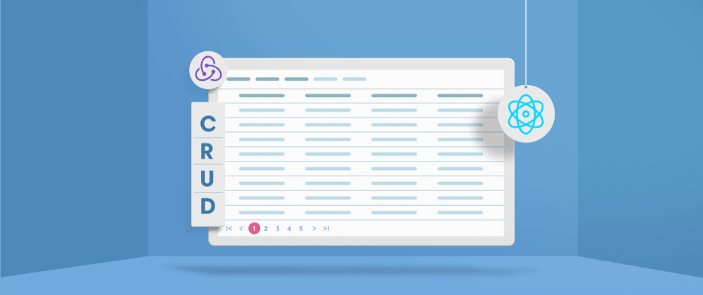 Cover image for How to Perform CRUD Actions in a React Data Grid Using Redux: A Complete Guide