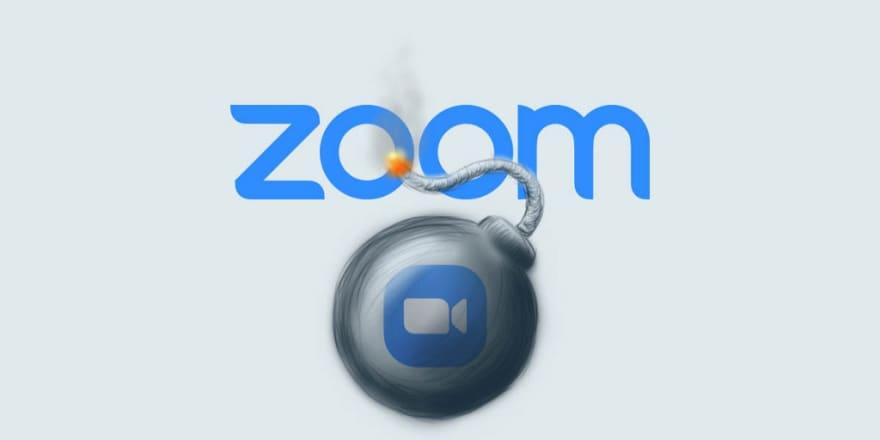 Case study of Zoombombing