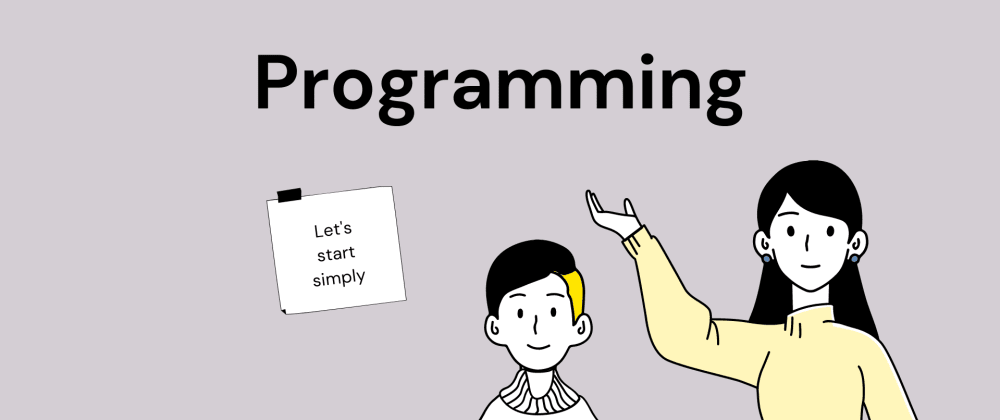 Cover image for Programming for Beginners