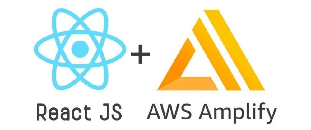 Cover image for Adding authentication to React App using AWS Amplify and Cognito