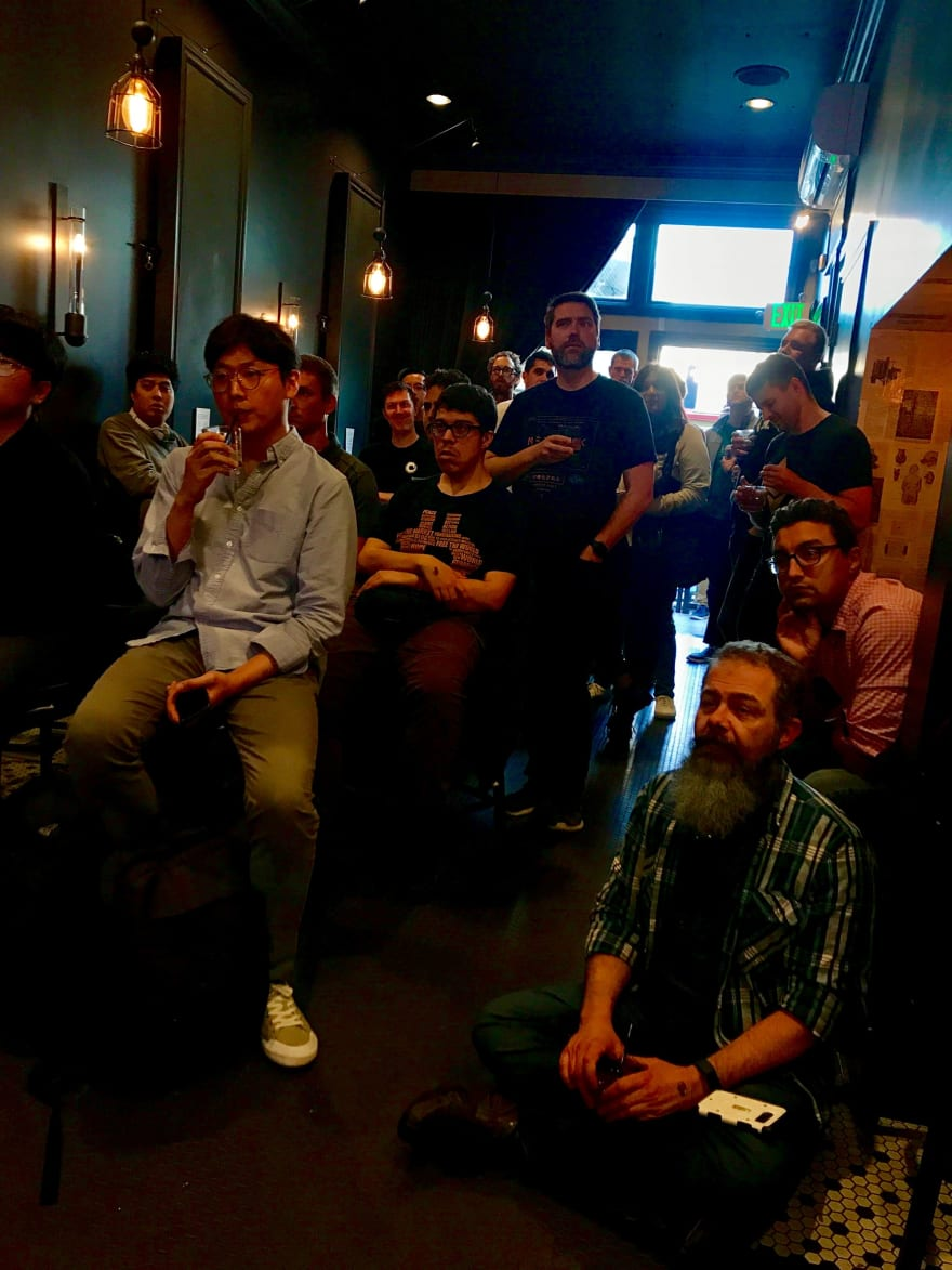 Presentations at the Seattle Ethereum Meetup