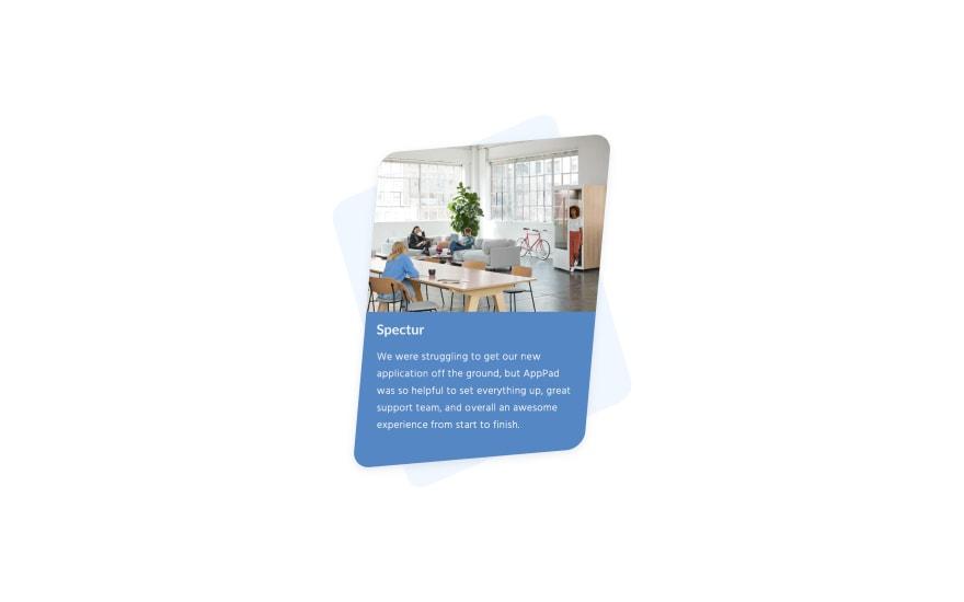 Skewed Card Design Part 4