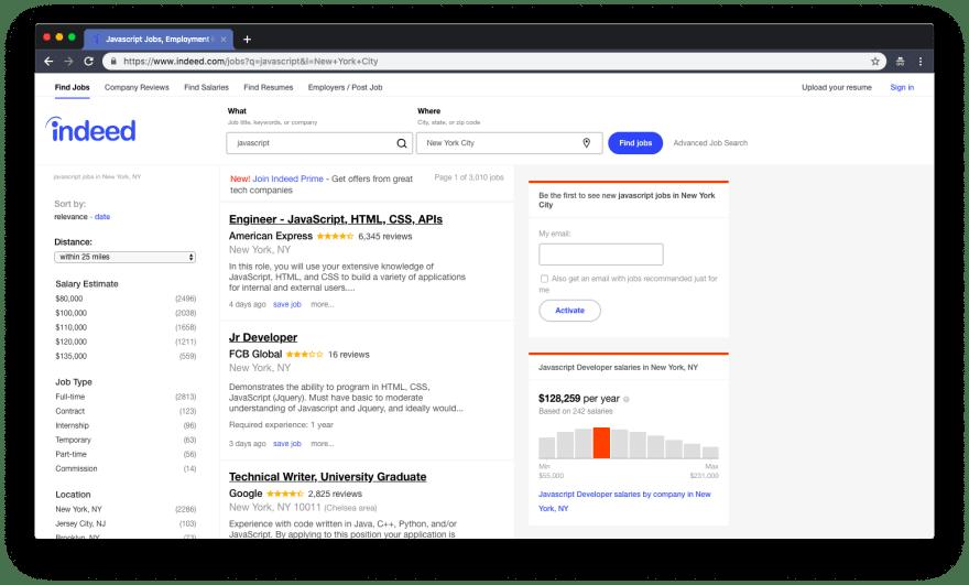 Web Scraping Walkthrough with Python - DEV Community 👩 💻👨 💻