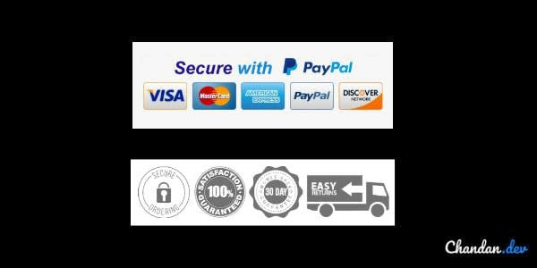 e-commerce trust badges