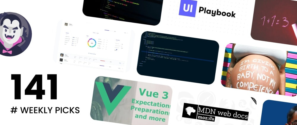 Cover image for 🔥 What's Hot in Web Development? — Weekly Picks #141