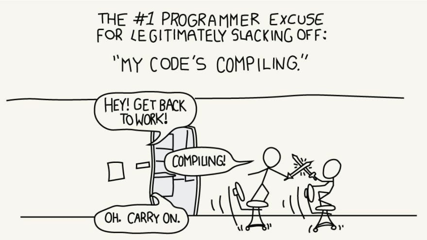 Code compiling
