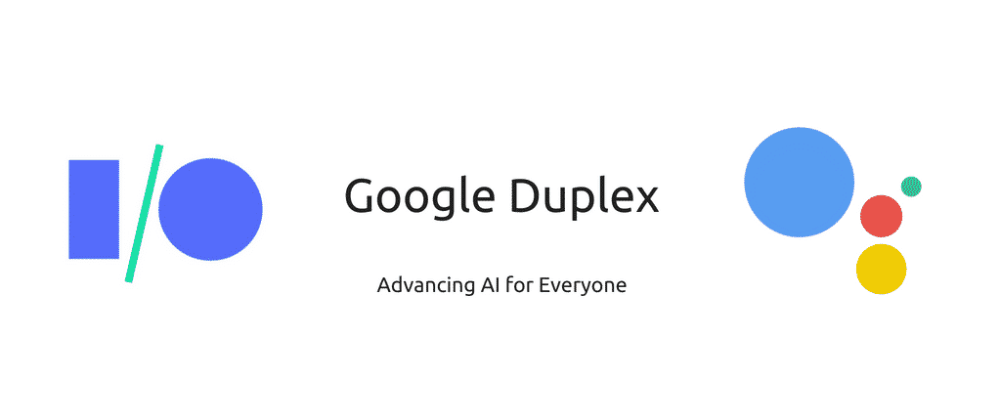 Cover image for Google Duplex: The most lifelike AI yet
