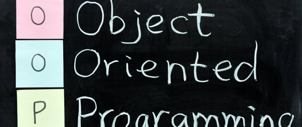 Cover image for Object Oriented Programming