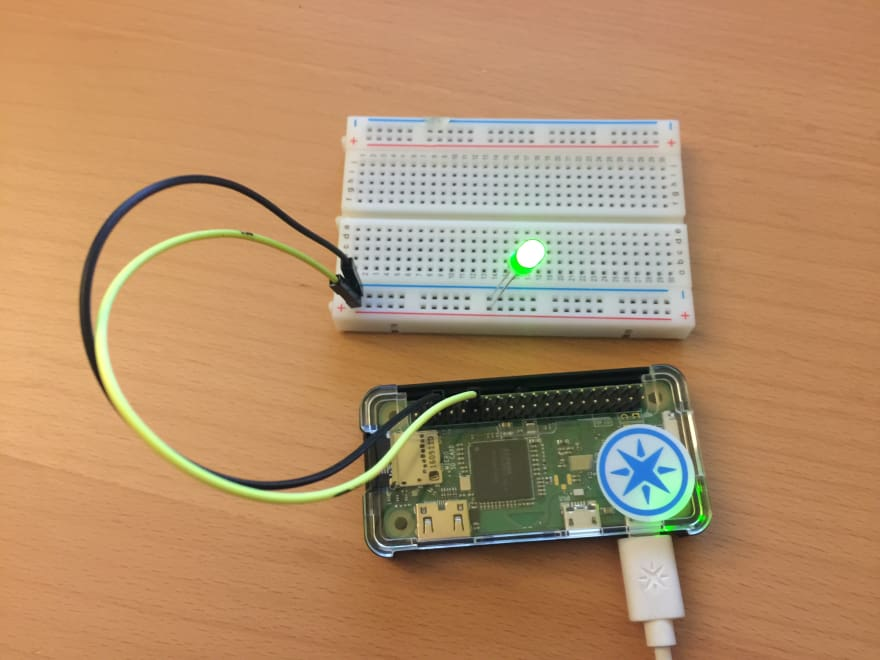 How to run Particle on Raspberry Pi