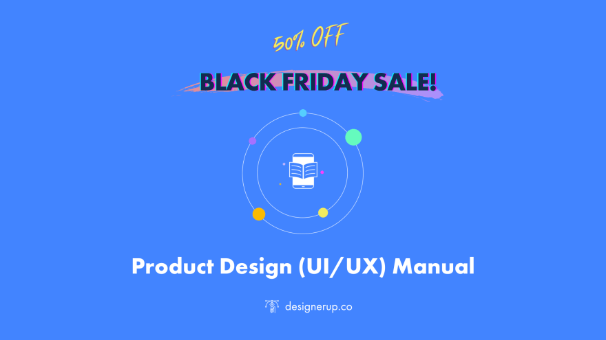 Product Design Manual by DesignerUp