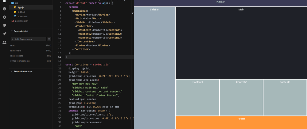 Cover image for Get Started with CSS Grids(React + Styled Components)