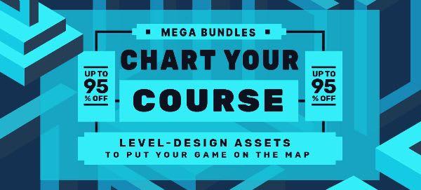 Mega Bundle Sale! Mega Bundles to chart your course