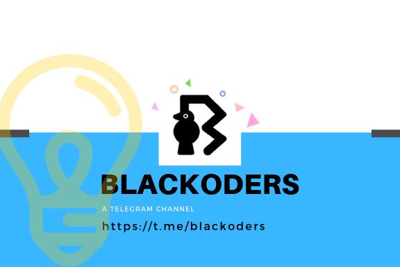 [https://t.me/blackoders](https://t.me/blackoders)