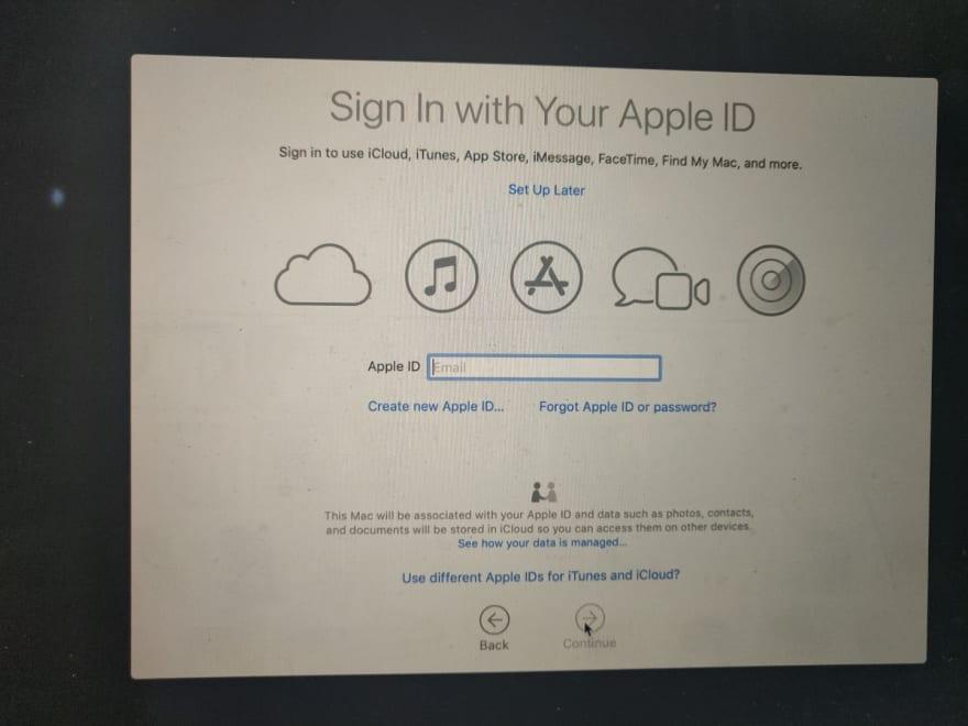 Installing MacOS - DEV Community 👩 💻👨 💻