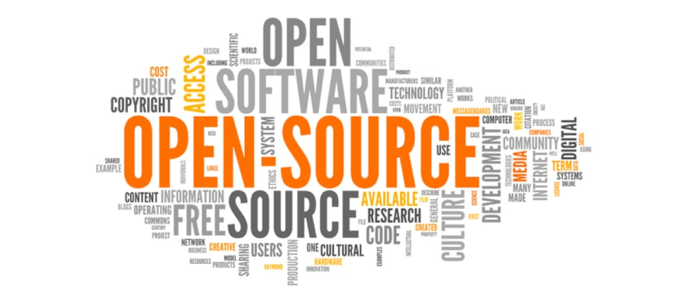 Cover image for Build the future of software with Open Source!