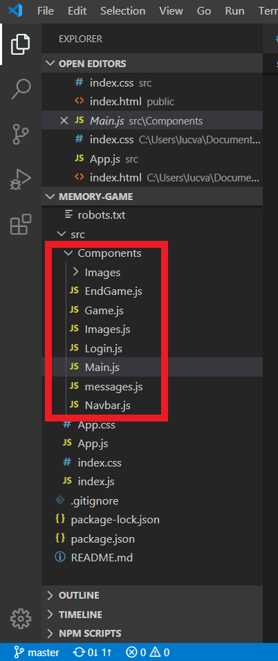 Image of components