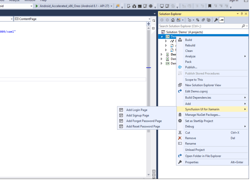Introducing UI Templates for Xamarin Forms - DEV Community