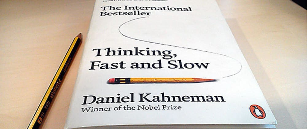 Cover image for Have you read Thinking Fast and Slow?