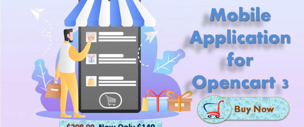 Cover image for Multivendor Features in Opencart 3 MobileApp