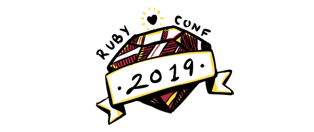 Cover image for RubyConf 2019 Sketchnotes