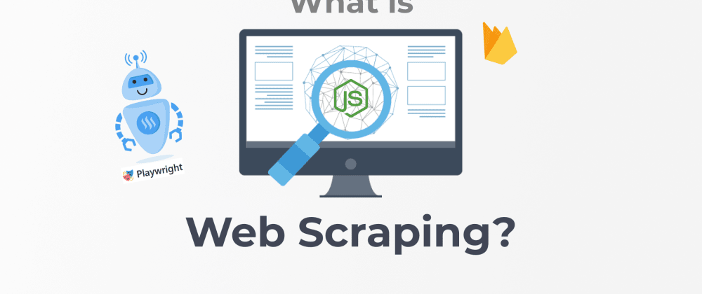 Cover image for Web Scraping — Scrape data from your instagram page with Nodejs, Playwright and Firebase.