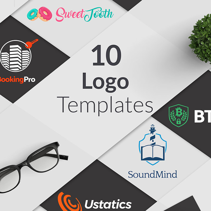 Professional Ready-to-Use Business Logo Templates
