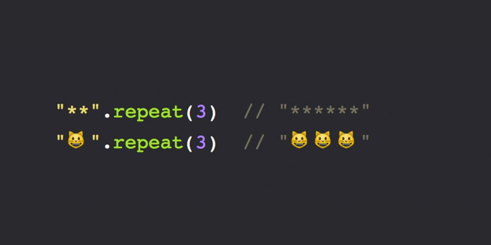 JavaScript String Methods You Probably Haven't Heard Of and that's Okay