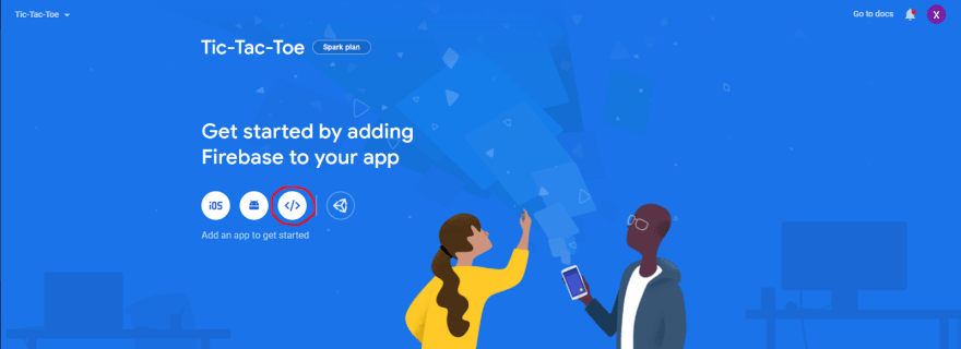 Adding Firebase to your app