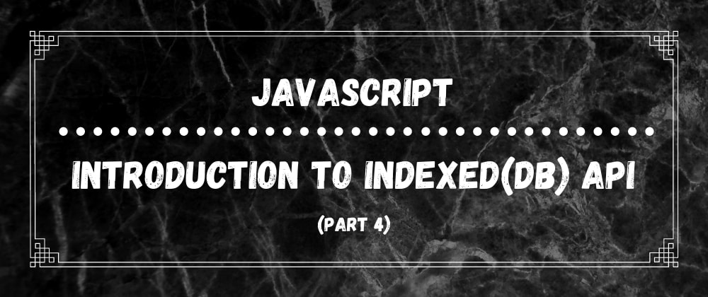 Cover image for JavaScript: Building a To-Do App (Part 4: Final)