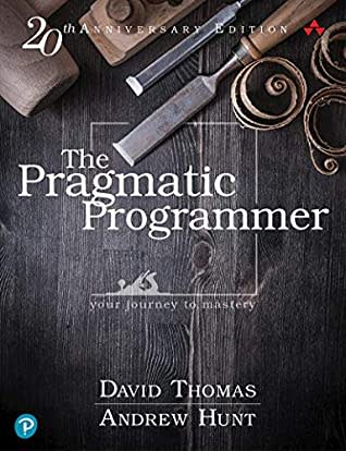 Cover of The Pragmatic Programmer