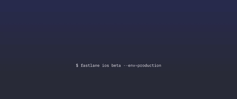 Cover image for How to manage staging and production environments in React Native