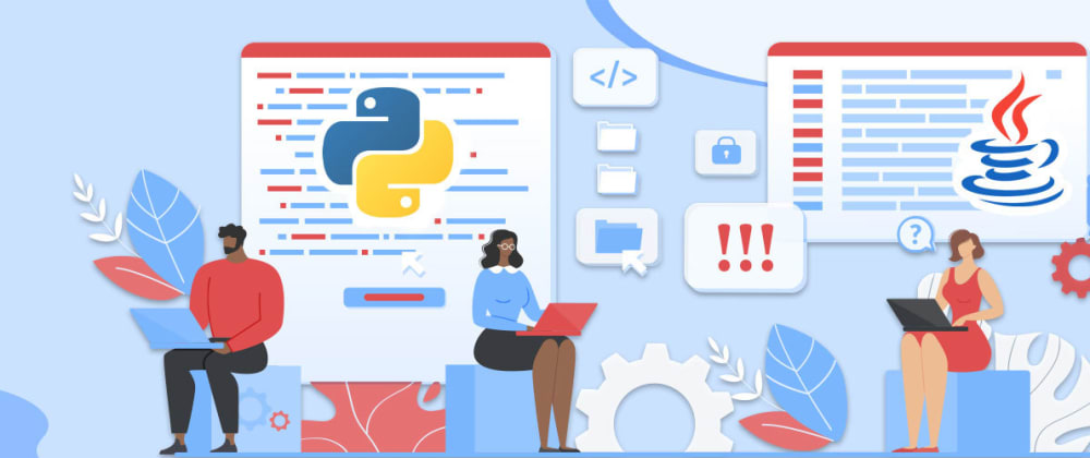 Cover image for Python vs Java: Which One To Choose