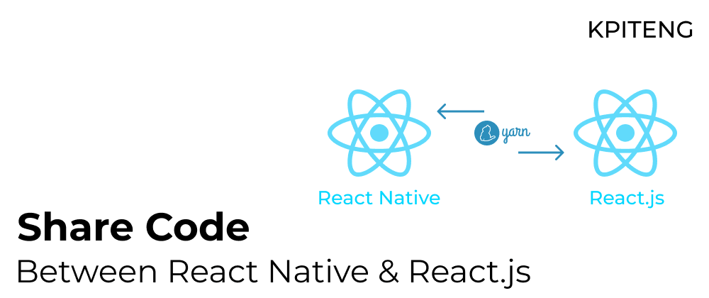 Cover image for Share Code Between React Native and React.js