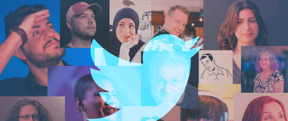 Cover image for Inspiring web designers and developers to follow on Twitter
